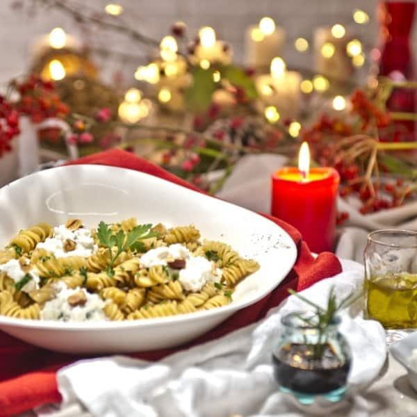 Pasta Castagne e Pecora
