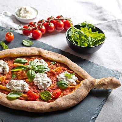 Pizza Gondola Di Veneza