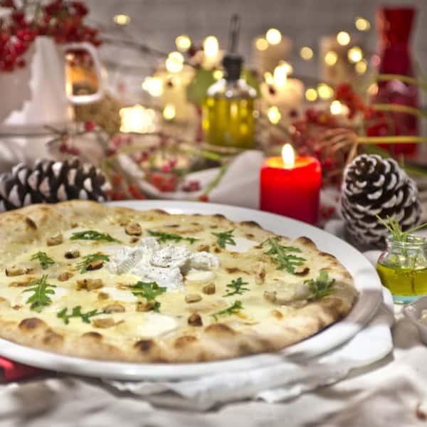 Pizza Pecora 4 formaggi