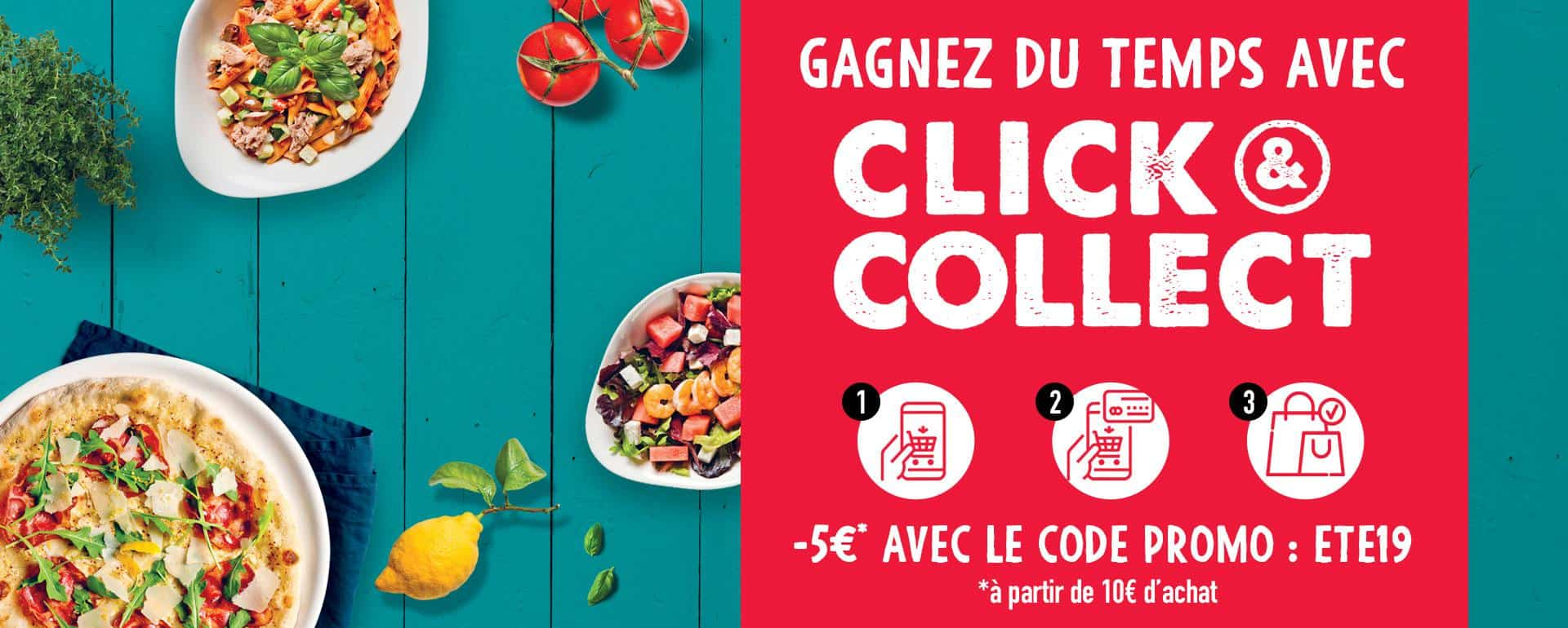 restaurant italien à emporter avec click and collect